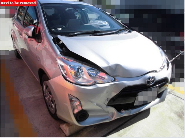 Used Accident Damaged / Salvaged / R Grade Cars in Japan