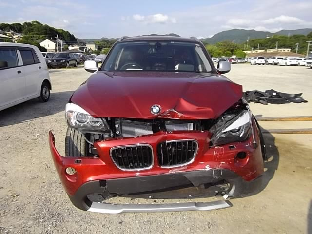 Damaged Bmw X1 For Sale On Oliac Autos Japan